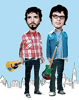 Promo Trailer for Flight of the Conchords Season Two