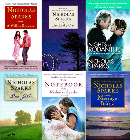 More Nicholas Sparks Movies? Really?