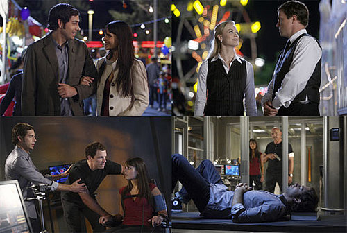"Chuck Recap: Episode Eight, ""Chuck vs. The Gravitron"""