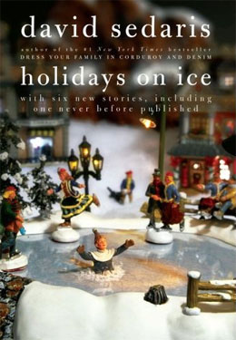 Book Club: Holidays on Ice by David Sedaris