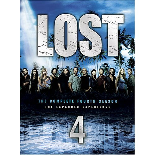 Lost: Season 4 on DVD