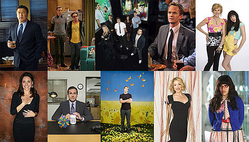 What's the Best Network TV Comedy of 2008?