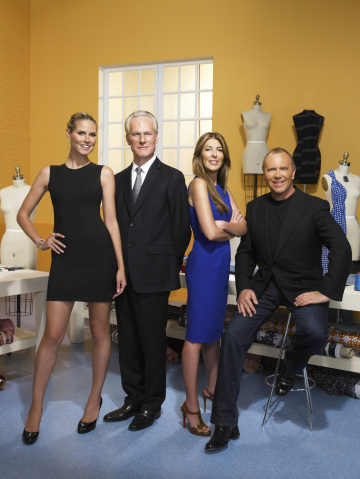 April: Project Runway Leaves Bravo