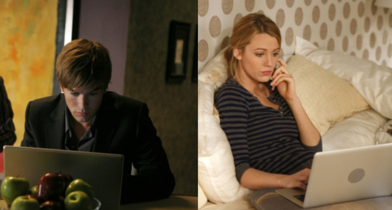 How Gossip Girl Hides Apple Products on Gossip Girl