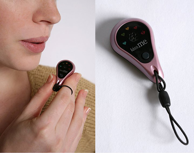 The Kiss-o-Meter Tells You If You Have Kissable Breath (or Not)