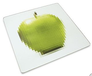 Tribute to Apple? Pixelated Apple Cutting Board