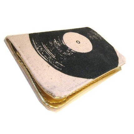 Record Slim Wallet