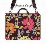 Janine King Laptop Bag