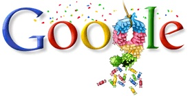 Google's 9th Birthday