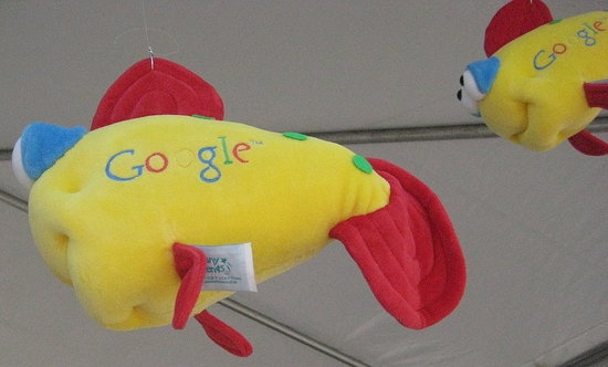 Google Goodness: 6 Things I Love About the Googleplex