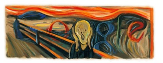 Edvard Munch's Birthday