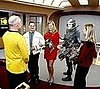The Most Sophisticated Yet Sexy Star Trek Wedding 