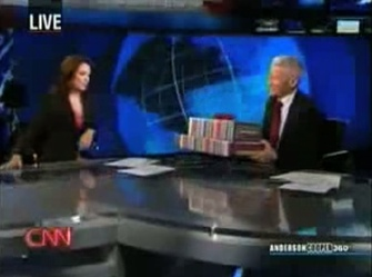 Anderson Cooper Thinks a Wii Is a Why-ee