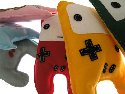 Gameboy Plushies Custom Made to Your Liking