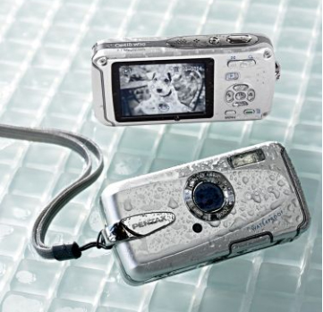 Pentax Waterproof Camera