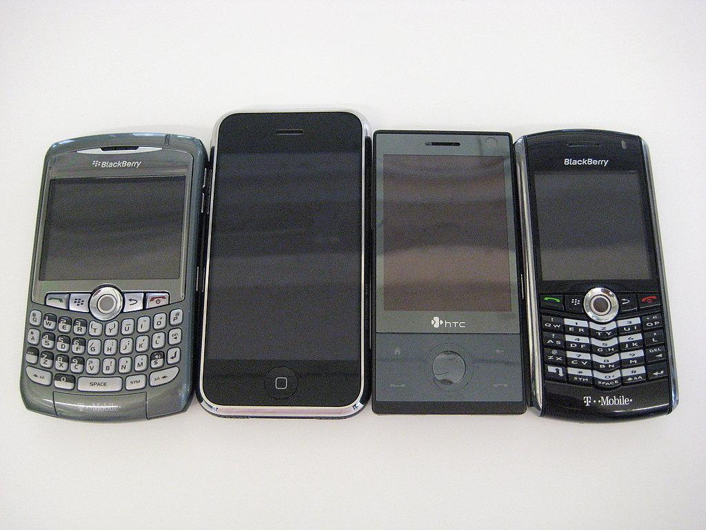 HTC's Touch Diamond