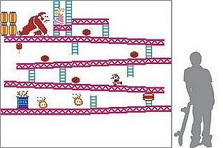 Blik Makes Nintendo Wall Decals With Images From Super Mario Bros. and Donkey Kong