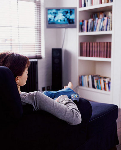 Could You Give Up Watching Television?