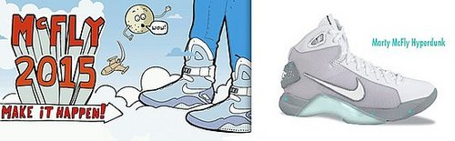 Daily Tech: Nike Coming Out With Marty McFly Sneakers!