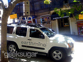 Earthmine Cameras Spotted on the Streets of San Francisco