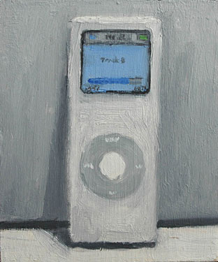 Art for the Modern World: iPod Still Life