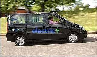Daily Tech: A UK Company Shows Off the E7, An Electric Taxi