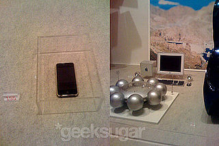 Apple Products at San Francisco's Museum of Modern Art