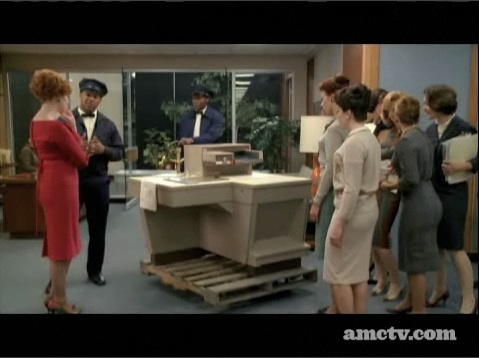 The Beast Revealed: Mad Men's Copy Machine