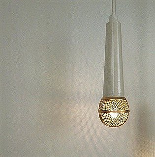 Solo Microphone Pendant Light: Love It or Leave It?