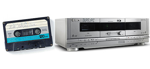Invite Your Mixtapes to the Revolution With a Cassette Archiver
