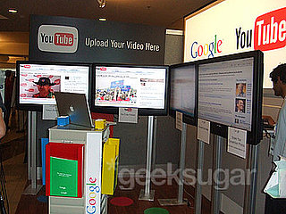 "YouTube Video Booth Lets Voters ""Geek Out"""