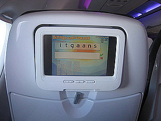 Which In-Flight Entertainment Feature Do You Like Best?