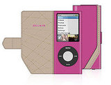 Leather Folio for iPod nano 4G