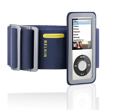 Sport Armband Plus with FastFit for iPod Nano 4G