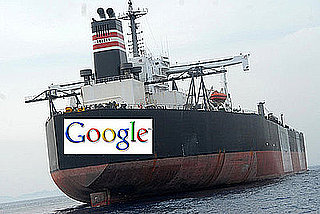 Google Plans Computer Navy to Bypass Laws and Taxes