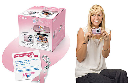 "Get Your Canon ""Pink"" Bundle For Breast Cancer Awareness Month!"