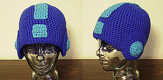 Megaman Beanie: Totally Geeky or Geek Chic?