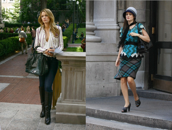 Gossip Girl, Gabbin' at Yale