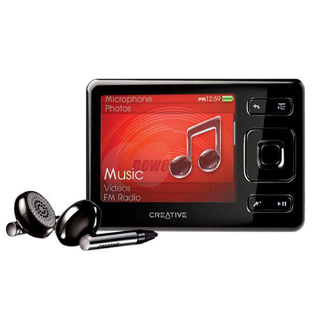 Creative Zen 16GB MP3 Player