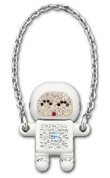 Swarovski Robot Happy Laura Flash Drive: Love It or Leave It?