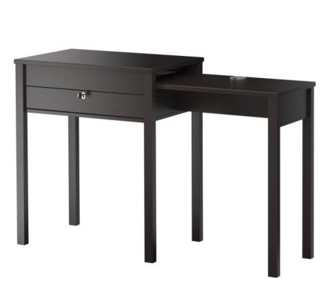 Ikea's Gustav Laptop Table Is Good For Small Spaces, Wallets