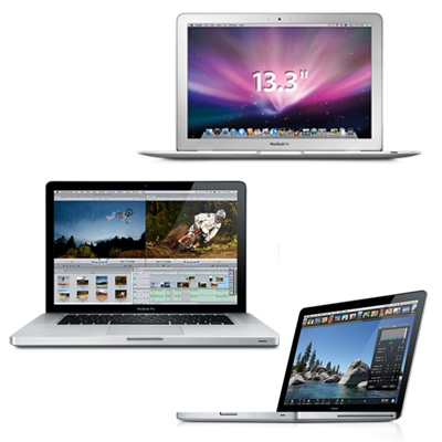 The New MacBooks, Airs, and Pros