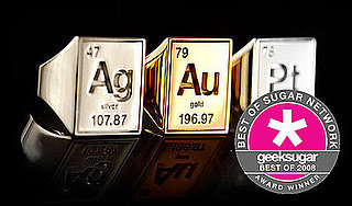 Best of 2008 Winner: Favorite Geeky Jewelry