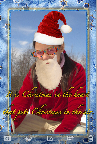 Fabulous Christmas Greeting