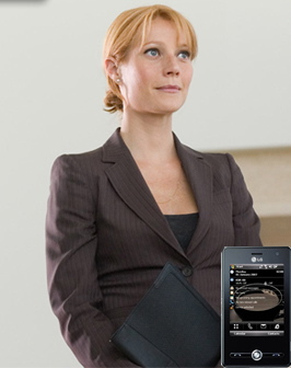 Pepper Potts' LG KS20