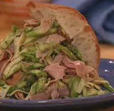 Monday's Leftovers: No-Cook Ham Salad