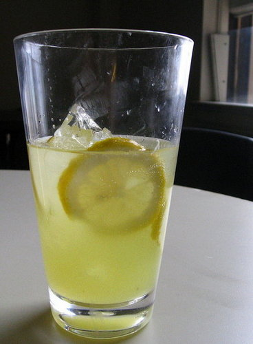 Happy Hour: Limoncello Collins