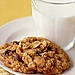 Get a hearty crunch with these Peanut Butter-Chocolate Chip Oatmeal Cookies.