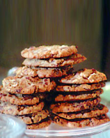 The added cup of candy is the secret behind the success of these Oatmeal Toffee Cookies.