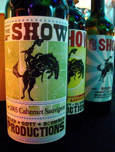 Happy Hour: The Show 2005 Cabernet Sauvignon